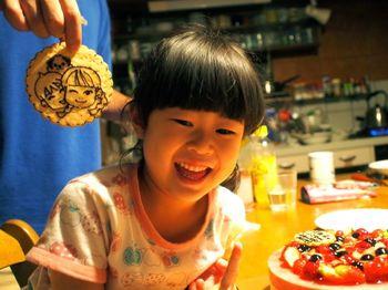 5歳ケーキプレートと1.jpg